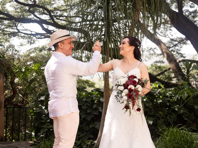 La boda de Aldo y Elena en Xochitepec, Morelos 21