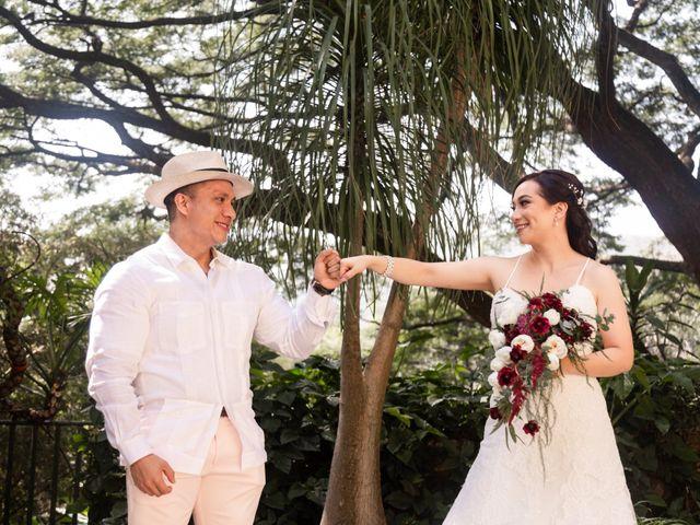 La boda de Aldo y Elena en Xochitepec, Morelos 22