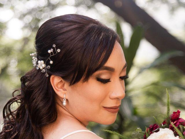 La boda de Aldo y Elena en Xochitepec, Morelos 25