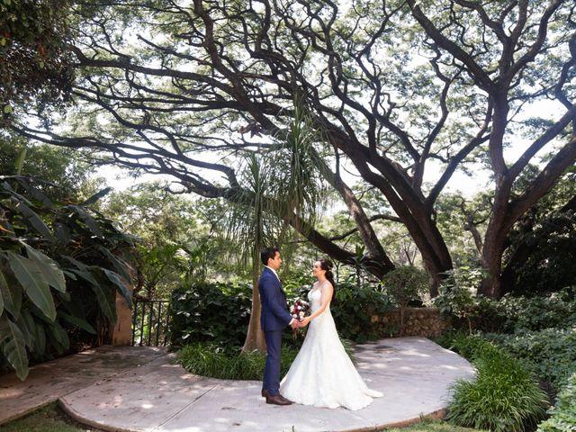 La boda de Aldo y Elena en Xochitepec, Morelos 37