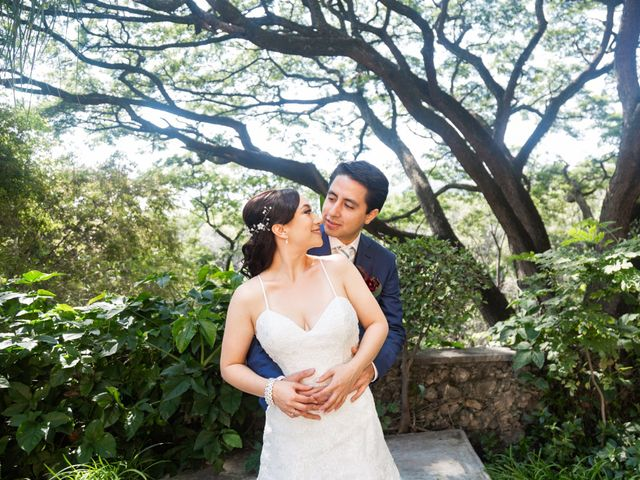 La boda de Aldo y Elena en Xochitepec, Morelos 39