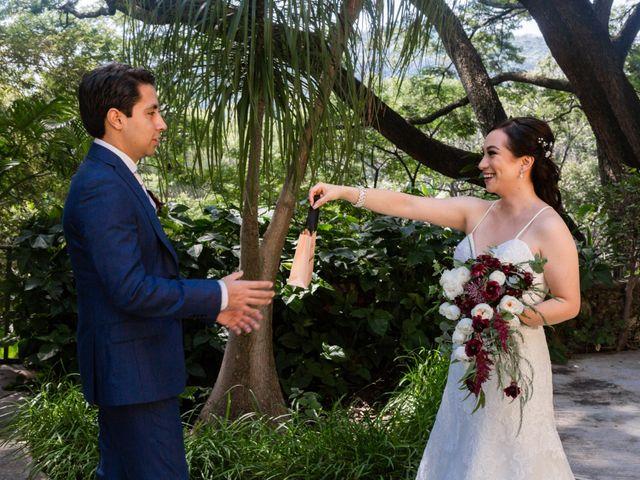 La boda de Aldo y Elena en Xochitepec, Morelos 40