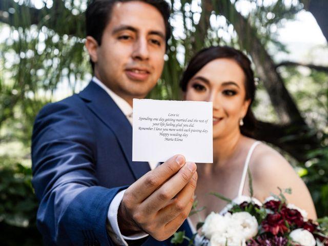 La boda de Aldo y Elena en Xochitepec, Morelos 41