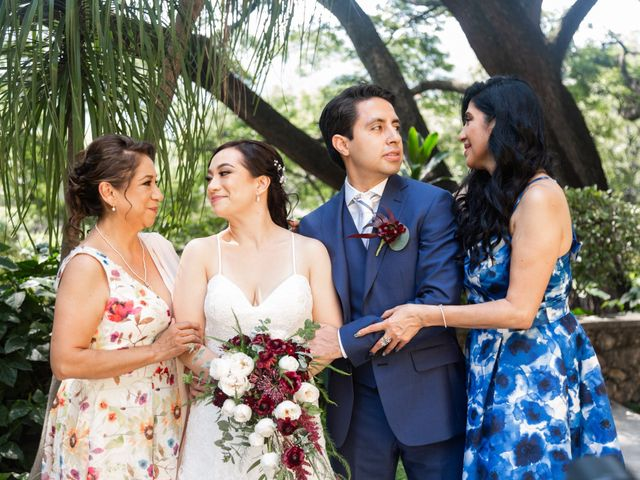 La boda de Aldo y Elena en Xochitepec, Morelos 45