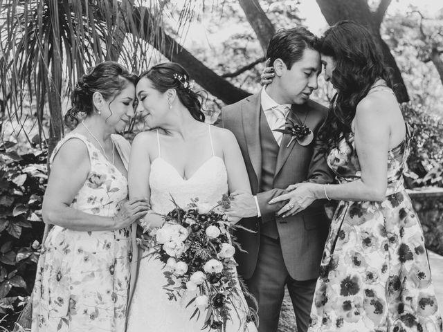La boda de Aldo y Elena en Xochitepec, Morelos 46