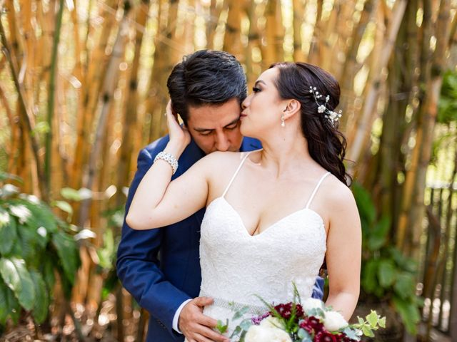 La boda de Aldo y Elena en Xochitepec, Morelos 49