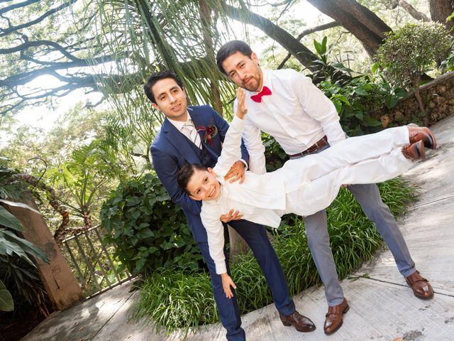 La boda de Aldo y Elena en Xochitepec, Morelos 54