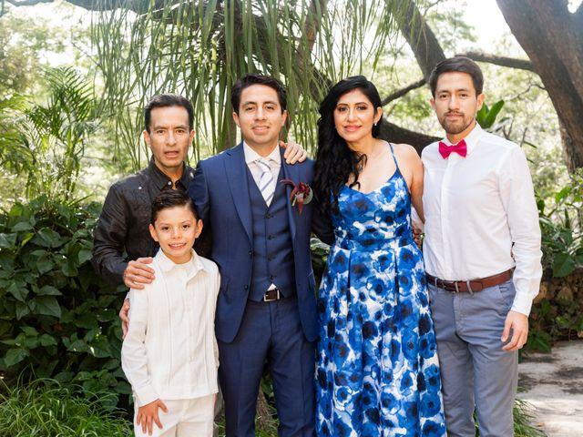 La boda de Aldo y Elena en Xochitepec, Morelos 55