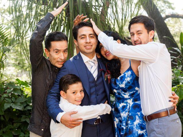 La boda de Aldo y Elena en Xochitepec, Morelos 56