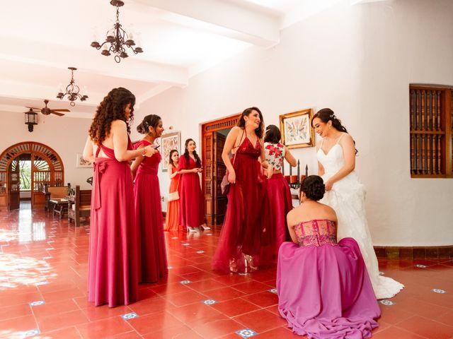 La boda de Aldo y Elena en Xochitepec, Morelos 57