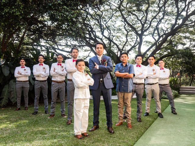 La boda de Aldo y Elena en Xochitepec, Morelos 62