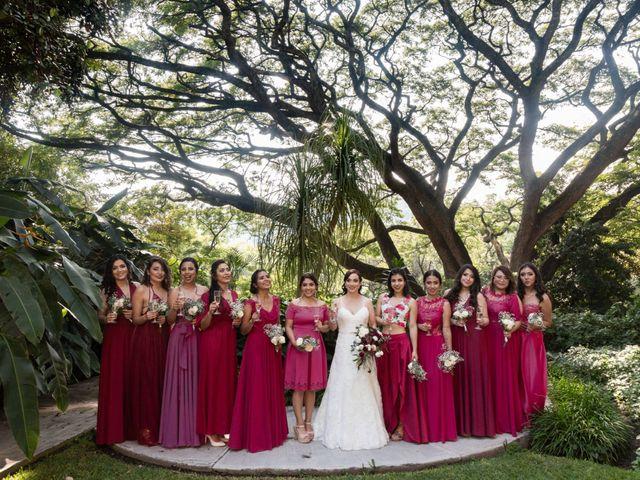 La boda de Aldo y Elena en Xochitepec, Morelos 65