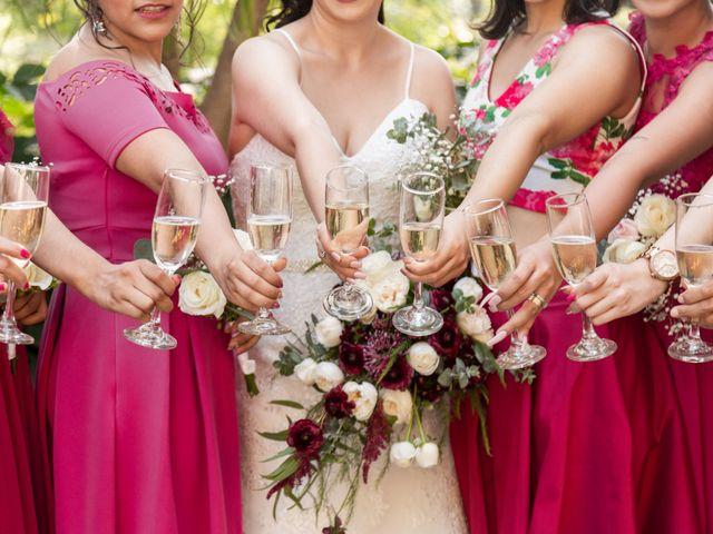 La boda de Aldo y Elena en Xochitepec, Morelos 66