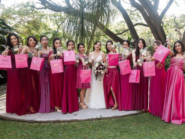 La boda de Aldo y Elena en Xochitepec, Morelos 68