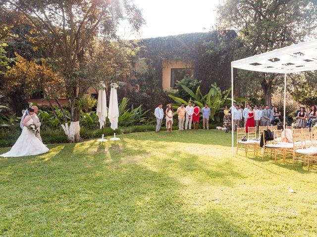 La boda de Aldo y Elena en Xochitepec, Morelos 89