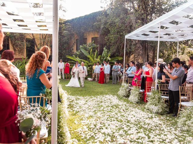 La boda de Aldo y Elena en Xochitepec, Morelos 90