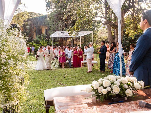 La boda de Aldo y Elena en Xochitepec, Morelos 91