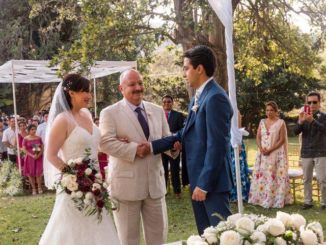 La boda de Aldo y Elena en Xochitepec, Morelos 92