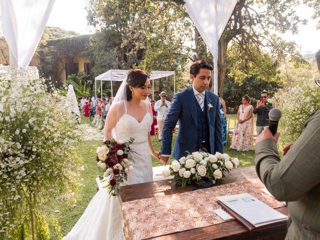 La boda de Aldo y Elena en Xochitepec, Morelos 93
