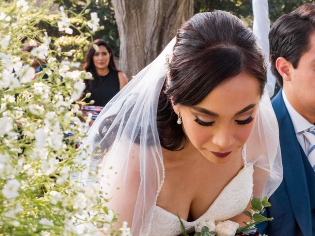 La boda de Aldo y Elena en Xochitepec, Morelos 98