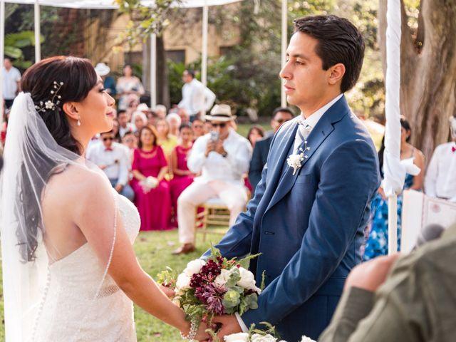 La boda de Aldo y Elena en Xochitepec, Morelos 101