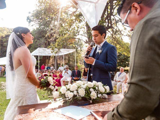 La boda de Aldo y Elena en Xochitepec, Morelos 103
