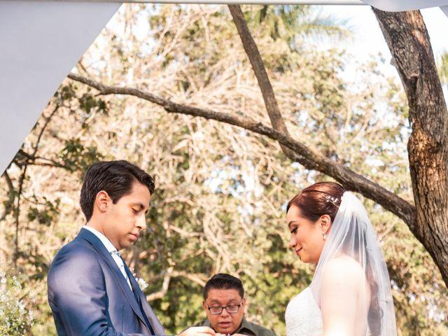 La boda de Aldo y Elena en Xochitepec, Morelos 107