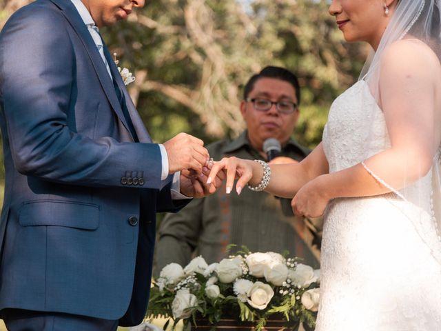 La boda de Aldo y Elena en Xochitepec, Morelos 108
