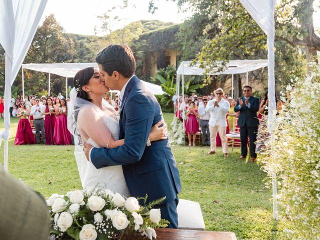 La boda de Aldo y Elena en Xochitepec, Morelos 111