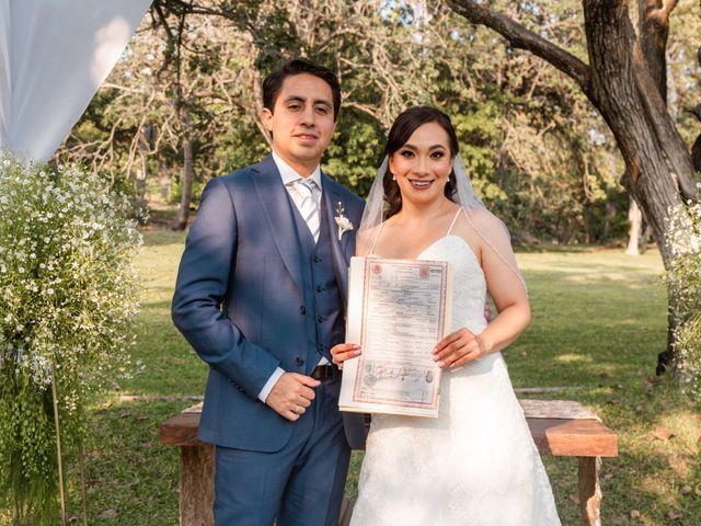 La boda de Aldo y Elena en Xochitepec, Morelos 112