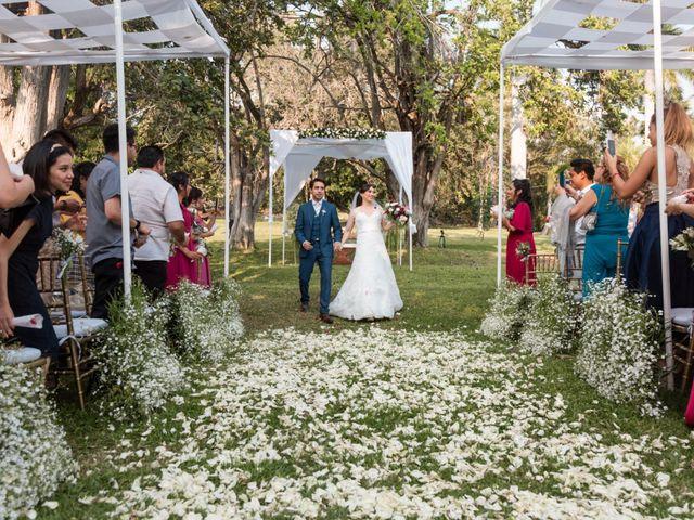 La boda de Aldo y Elena en Xochitepec, Morelos 113