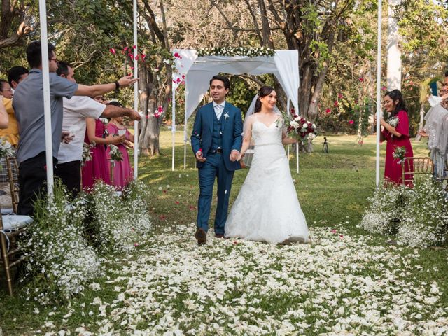 La boda de Aldo y Elena en Xochitepec, Morelos 114