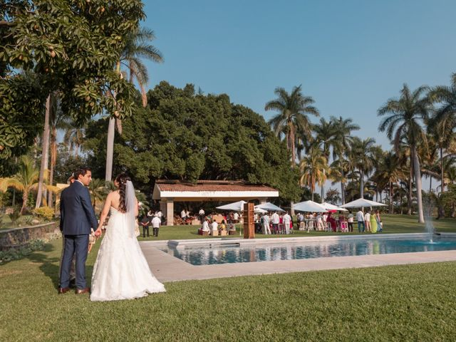 La boda de Aldo y Elena en Xochitepec, Morelos 115