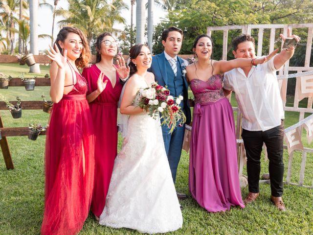 La boda de Aldo y Elena en Xochitepec, Morelos 116
