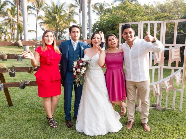 La boda de Aldo y Elena en Xochitepec, Morelos 118
