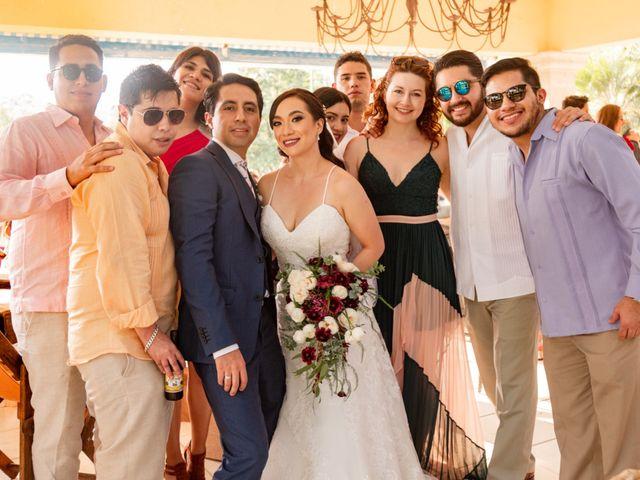 La boda de Aldo y Elena en Xochitepec, Morelos 120