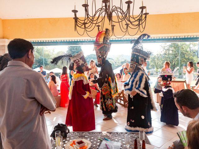La boda de Aldo y Elena en Xochitepec, Morelos 121