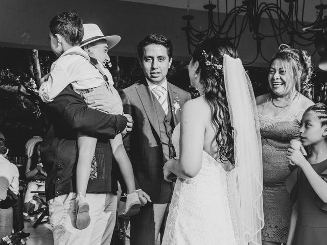 La boda de Aldo y Elena en Xochitepec, Morelos 123