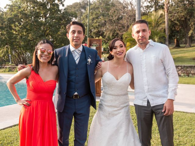La boda de Aldo y Elena en Xochitepec, Morelos 125