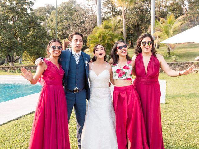 La boda de Aldo y Elena en Xochitepec, Morelos 126