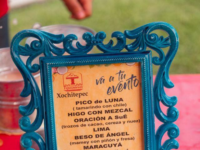 La boda de Aldo y Elena en Xochitepec, Morelos 129