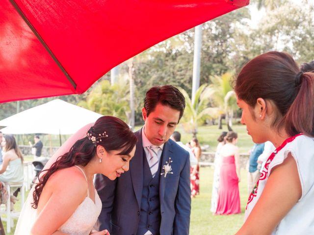 La boda de Aldo y Elena en Xochitepec, Morelos 130