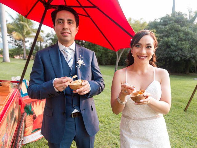 La boda de Aldo y Elena en Xochitepec, Morelos 133