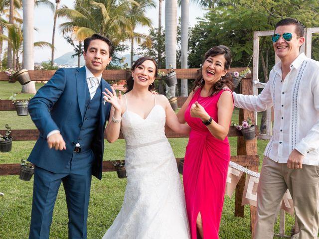 La boda de Aldo y Elena en Xochitepec, Morelos 134