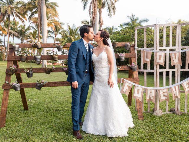 La boda de Aldo y Elena en Xochitepec, Morelos 136