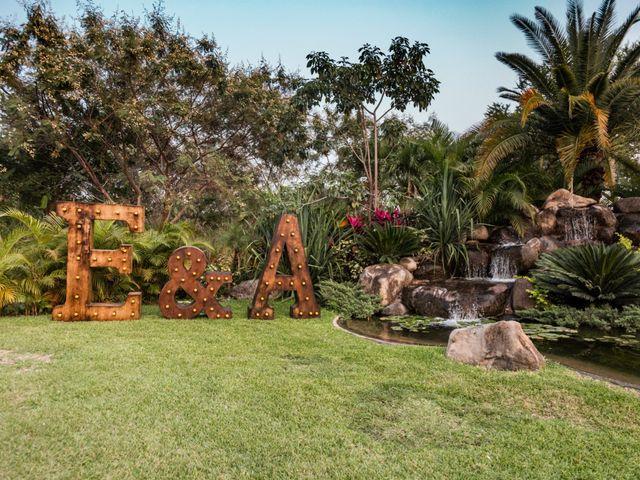 La boda de Aldo y Elena en Xochitepec, Morelos 146