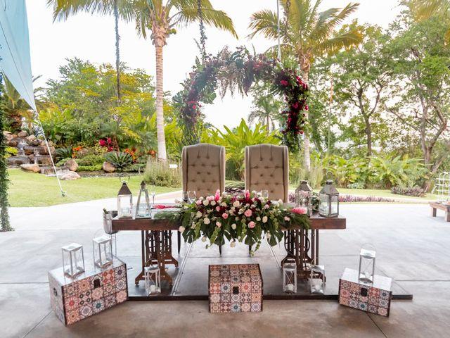 La boda de Aldo y Elena en Xochitepec, Morelos 151