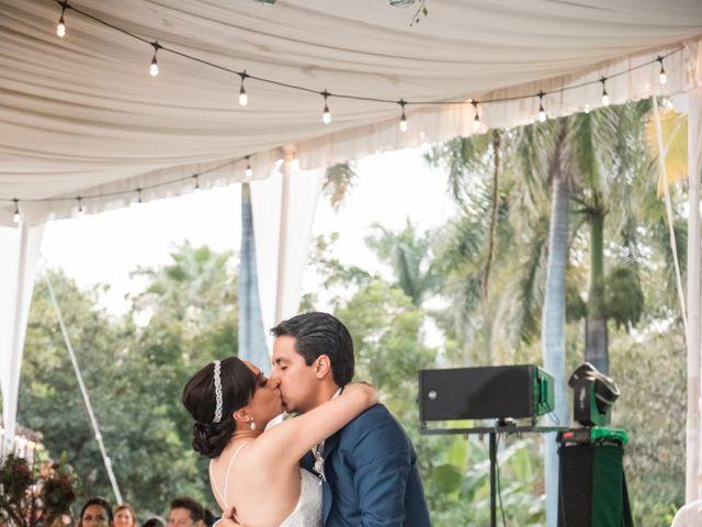 La boda de Aldo y Elena en Xochitepec, Morelos 155