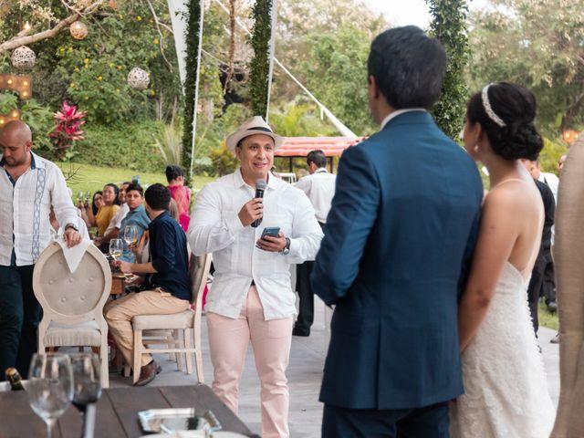 La boda de Aldo y Elena en Xochitepec, Morelos 157