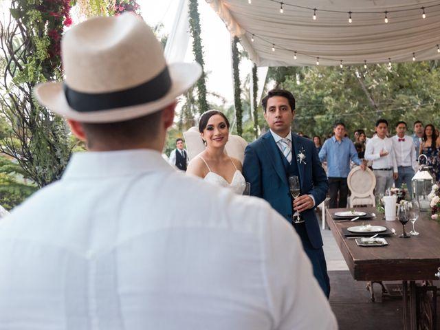 La boda de Aldo y Elena en Xochitepec, Morelos 158